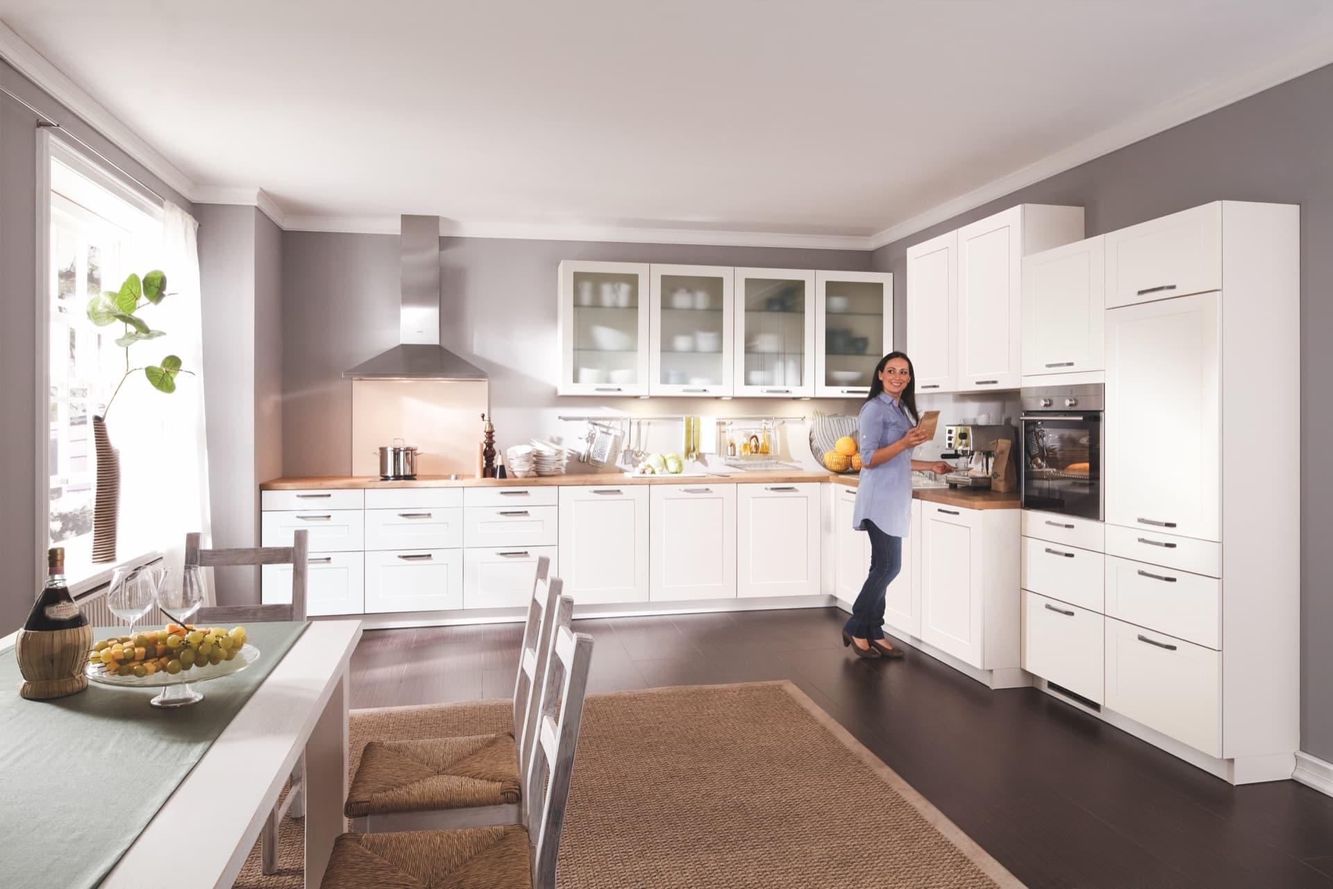 Klassische Küchen - Küchenstudio Wangen im Allgäu
