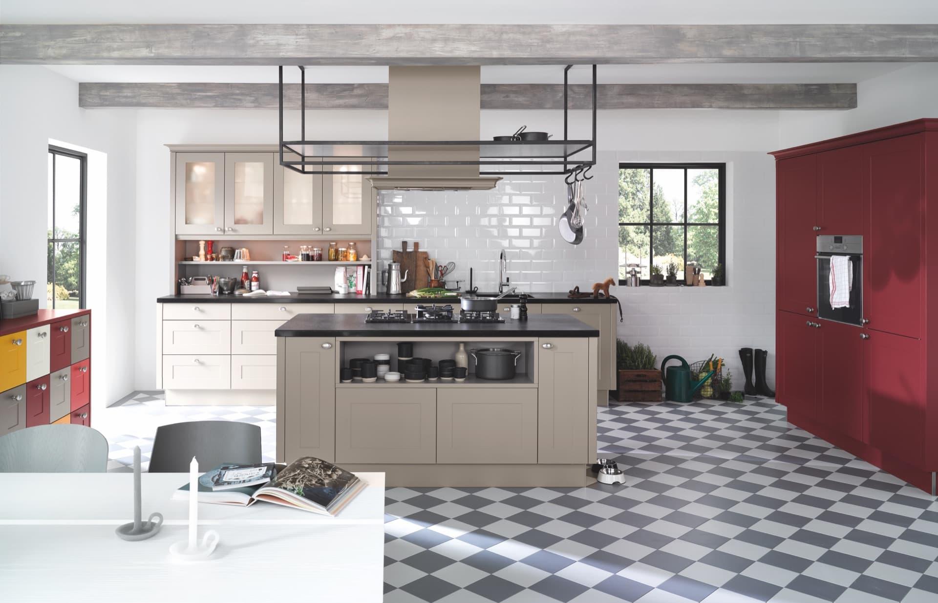 Beeindruckend Küche Mediterran Beste Wahl Küchen